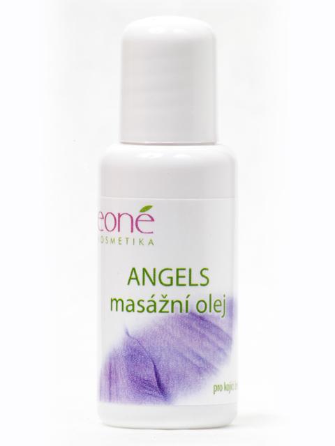 Eoné ČR Angels - masážní olej, 50ml