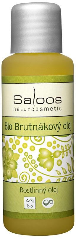 Saloos ČR Brutnákový olej BIO Objem: 50 ml