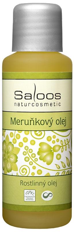 Saloos ČR Meruňkový olej Objem: 50 ml