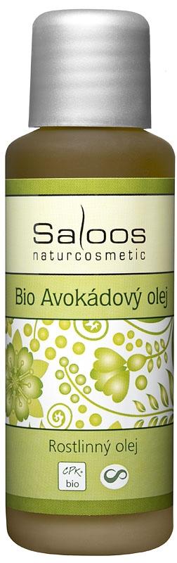 Saloos ČR Avokádový olej BIO Objem: 50 ml