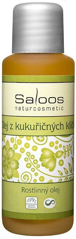 Saloos ČR Kukuřičný olej (olej z kukuřičných klíčků) Objem: 50 ml