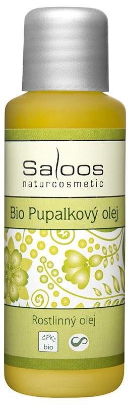 Saloos ČR Pupalkový olej BIO Objem: 50 ml