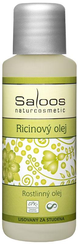 Saloos ČR Ricinový olej Objem: 50 ml