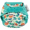 745671 Close Pop in Nappy Wrap Aplix Red Panda Front