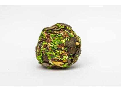 Dýňe + štáva ze žlutého melónu zboku 1