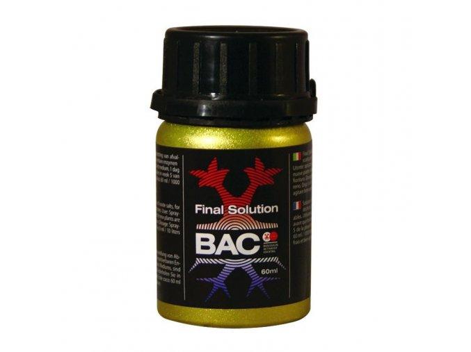 BAC Final Solution 120ml
