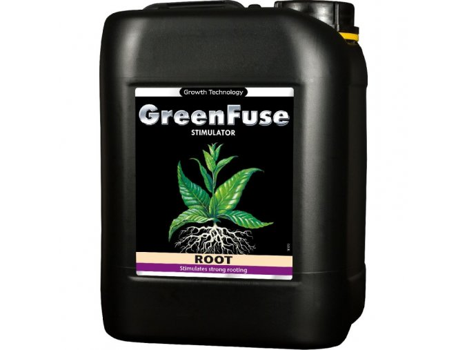 growth technology greenfuse root stimulator 5l