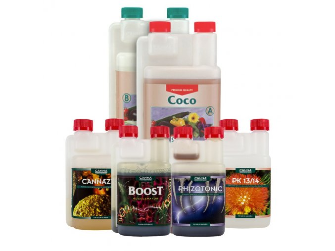 canna coco nutrient starter pack