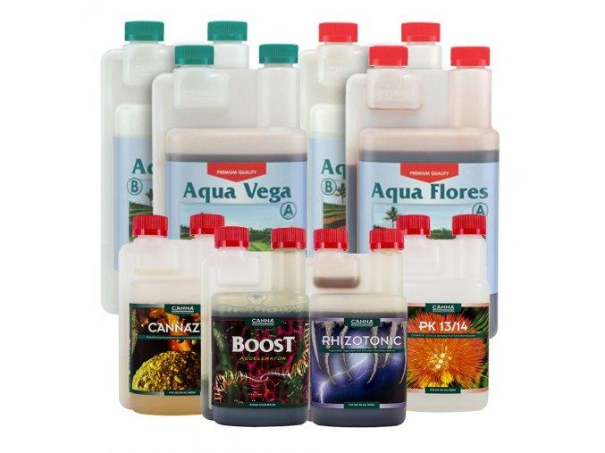 canna aqua starter kit
