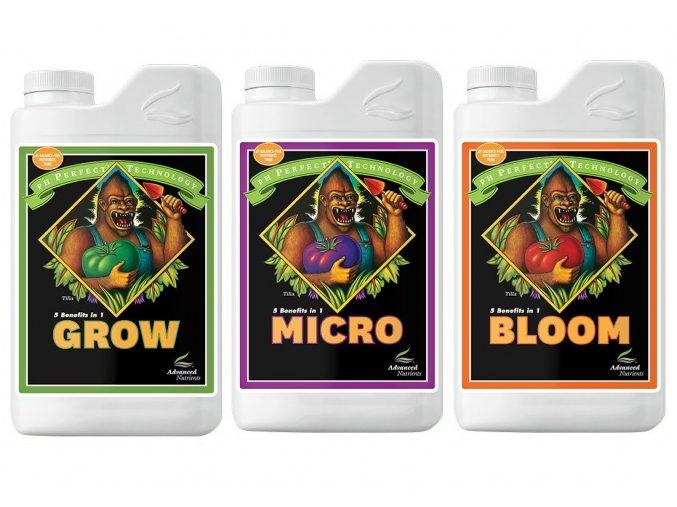 AN Grow Micro Bloom 1l