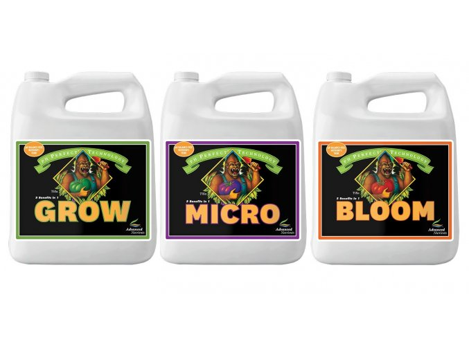 AN Grow Micro Bloom 5l