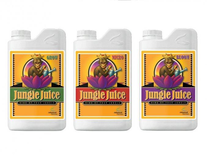 AN jungle juice grow micro bloom 1l