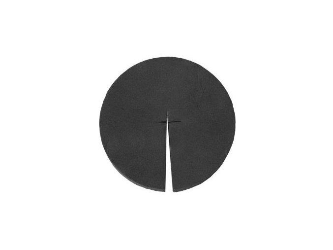 Molitanová krytka pro hydroponické košíky o průměru 50mm