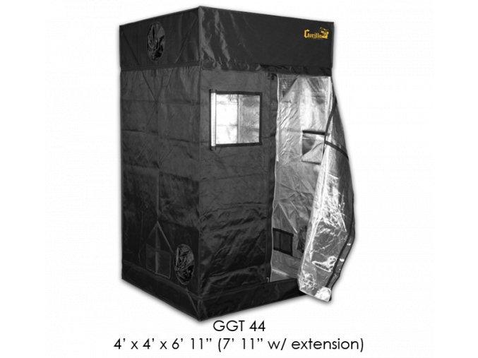 Gorilla Grow Tent 122x122x210-240 cm