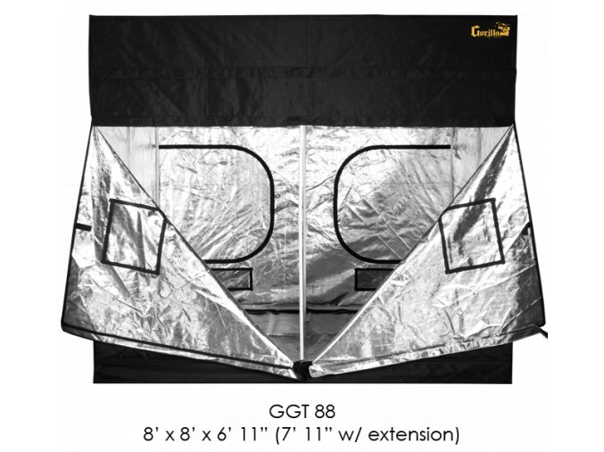 Gorilla Grow Tent 274x274x210-240 cm