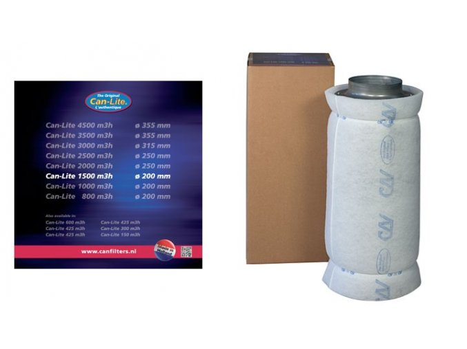 canfilters can lite 1500