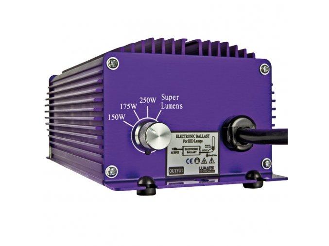 Lumatek digitální předřadník 250W, 230V