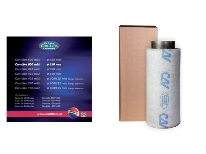 canfilters can lite 600
