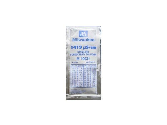 Kalibrační roztok EC 1,413 mS/cm 20ml