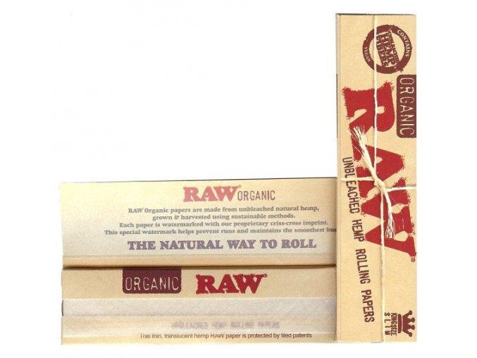 raw organic long