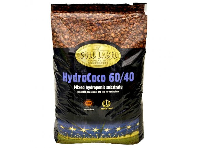 Gold Label Hydro Mix 60/40 45L (Keramzit/Coco)