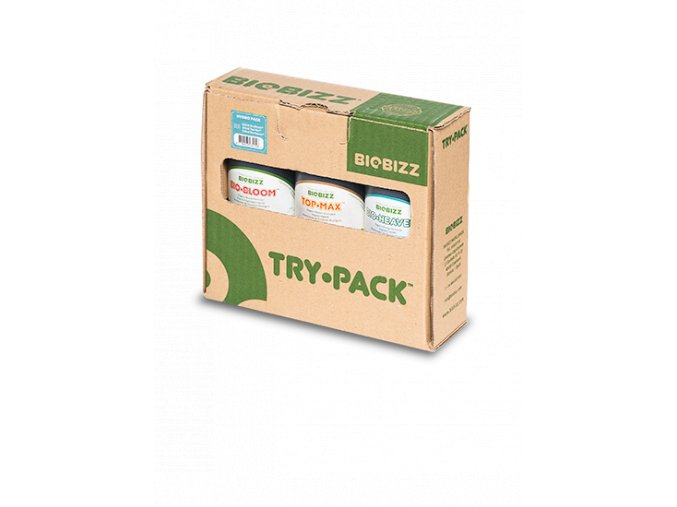 Try•Pack™ Hydro•Pack