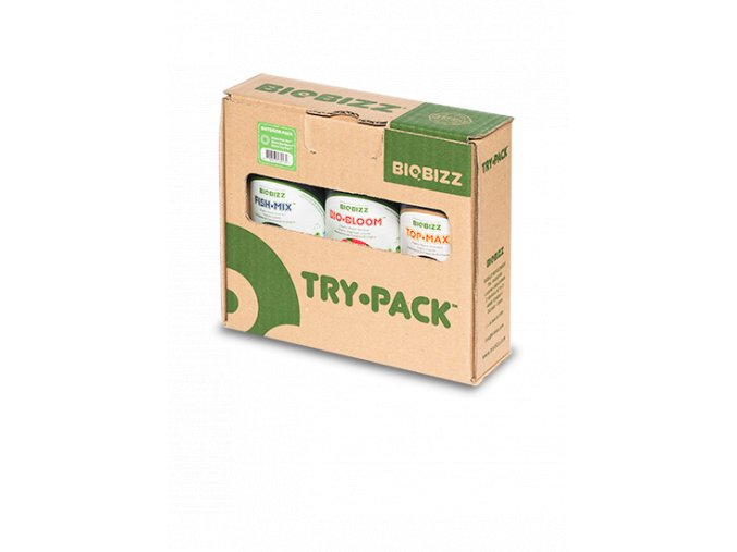 Try•Pack™ Outdoor•Pack