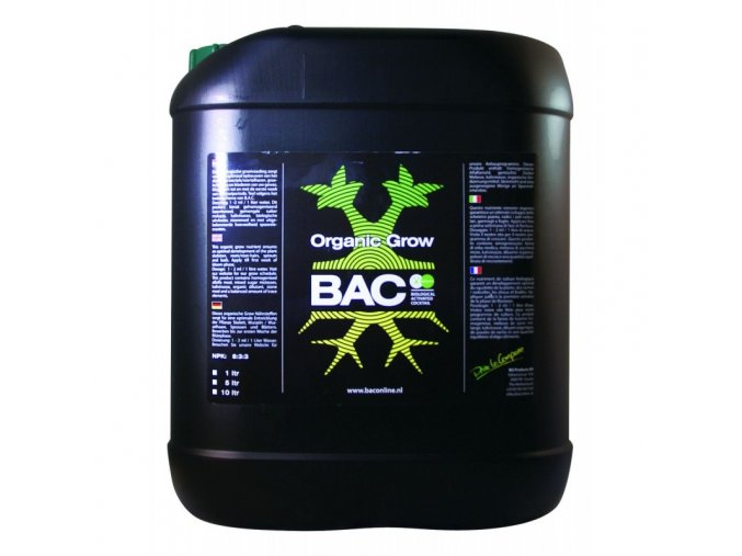 B.A.C. Organic grow 5l
