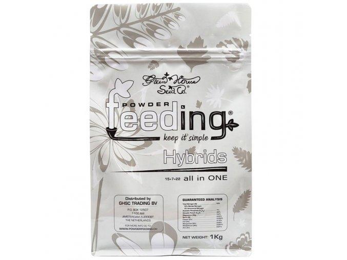 powder feeding hybrids
