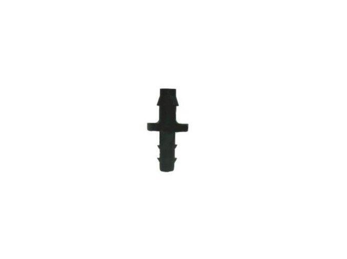 Spojka kapilára - rozvodná hadice, černá, netlaková