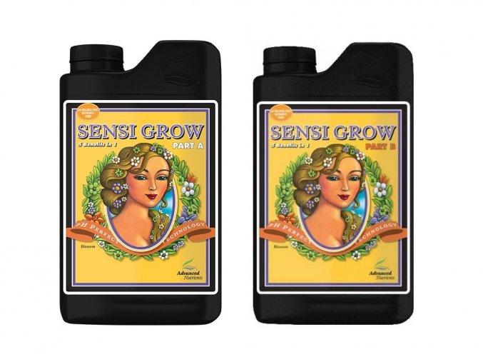 AN sensi grow a+b 1l