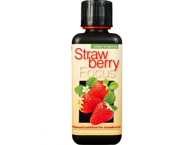 growth technology strawberry focus 300ml