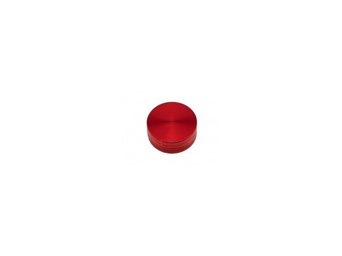 drticka hlinikova cnc 5 cm cervena small product
