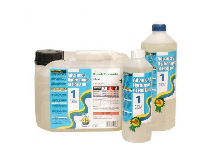 advanced hydroponics dutch formula grow
