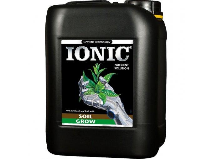 growth technology ionic soil grow 5l