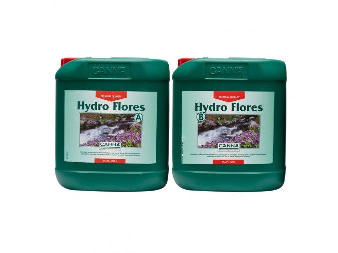 Canna Hydro Flores A+B 5l (HW)
