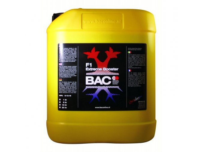 BAC F1 Extreme Booster 10l