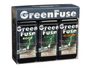 growth technology greenfuse tripack 3 x 100ml