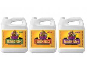 AN jungle juice grow micro bloom 5l