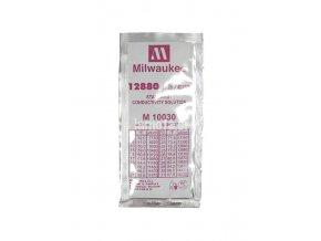conductivity calibration solution ec 1288 mscm milwaukee