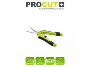 Nůžky zahradnické PRO CUT - velké zahnuté