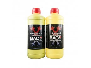 B.A.C. TopFlower Hydro A+B grow 1l