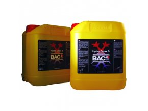 B.A.C. TopFlower Hydro A+B grow 5l