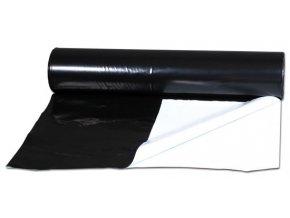 Bílo-černá folie 1m x 2m, role 25m(50m2)