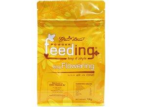 powder feeding long