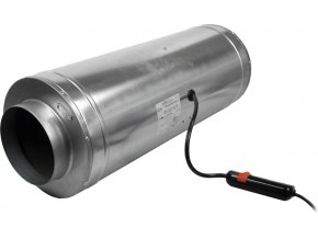 Can-Fan ISO-MAX, 430m3/h, příruba 160mm, 3 rychlosti
