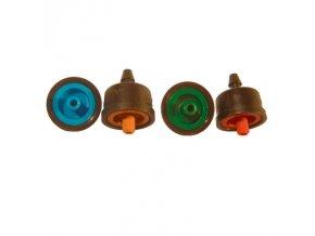 DCS tlak.ventil 2,2l/hod mezi hadici a kapiláru