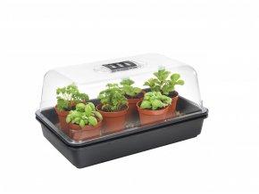 skleník malý