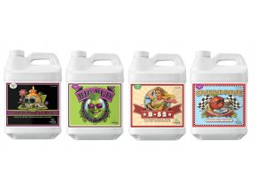 Advanced Nutrients Hobbyist pack 500ml