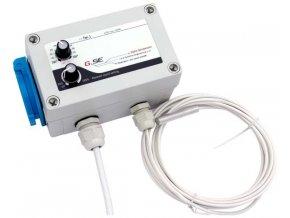 GSE Digitální regulátor teploty a min. rychlosti ventilátoru (pasivní přítah)